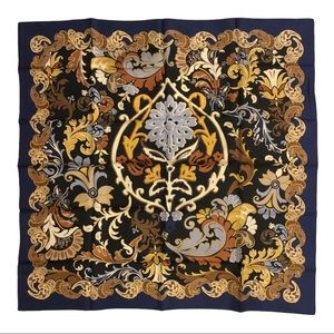 CAbi Vintage Silk Scarf #605 NEW